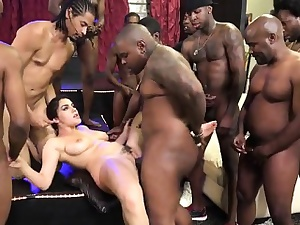 Big-busted gf creampie mistake