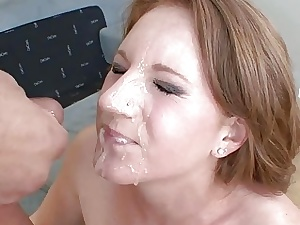 Farrah Rae gets say no to hot young pussy fucked