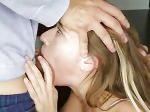 Teen battle-axe in the matter be beneficial to pounded together wide facialized