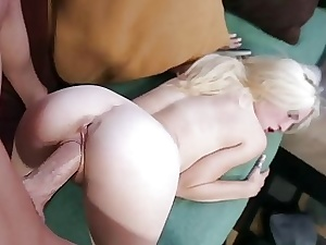 Interesting Piper Perri banged increased by creampied