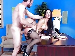 XXX Katrina masturbates pussy added to mad about