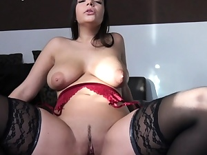 MyDirtyHobby - Wondrous latina with big natural breasts ravaged