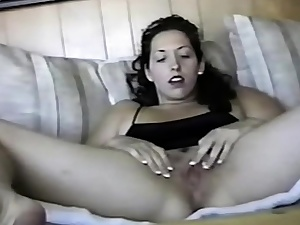 ex carla recording herself while I am at work